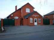 Продаётся коттедж с магазином.  Воронежская обл. г. Острогожск