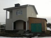 Двухэтажный дом.канадские технологии,