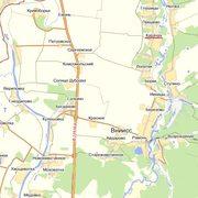 с.Карачун ,  участок с выходом на реку Воронеж ,  под строительство.