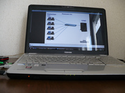 ноутбук Toshiba SATELLITE L500-12V