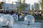 Продам шар для бега по воде