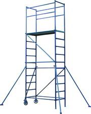 Вышки-туры (0, 7х1, 6;  2х2;  1, 6х1, 6;  H 21 м) на складе