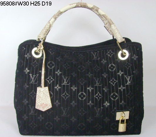 Сумка Louis Vuitton 2848 - Кожаные сумки Louis Vuitton.