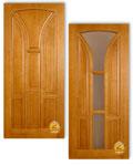 Межкомнатные филенчатые двери из массива сосны от производителя