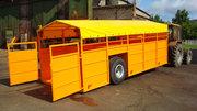 Прицеп для перевозки скота  ТПС-6