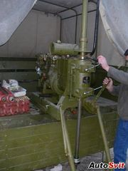 Буровая установка УДВ-25