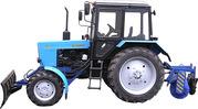 Щеточное оборудование для трактора МТЗ