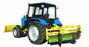 Оборудование навесное для содержания дорог и территорий типа УМ.Т-1221
