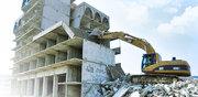 Демонтажные работы,  снос,  разрушение