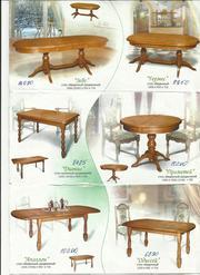 Мебель белорусских производителей. Столы и стулья