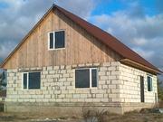 Дом новый без отделки в г.Лиски Воронежской области