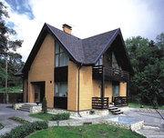 Загородное строительство коттеджей,  дачных домиков,  гаражей