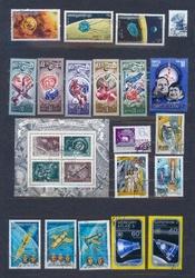 Наборы почтовых марок