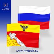 Изготовление флагов и флажков в Воронеже