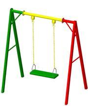 Качели для открытых детских игровых площадок