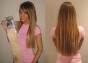 волосы на заколках НАКЛАДНЫЕ (все цвета)