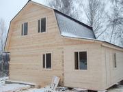Деревянные дома, бани, бытовки, беседки, блок-контейнера