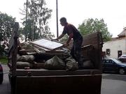 Вывоз строительного мусора. Разнорабочие. В Воронеже