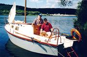 Продается парусная яхта