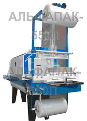 Термоусадочный упаковочный полуавтомат ТПЦ АП-550П