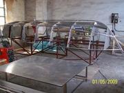 Строительство и ремонт алюминиевых катеров и лодок.
