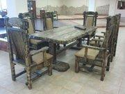 Мебель и изделия из дерева