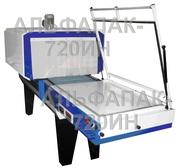 Термоусадочный упаковочный автомат проходного типа Альфапак-720ИН
