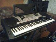 Продается синтезатор YAMAHA  PSR-550