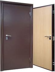 Двери входные металлические по разумной цене
