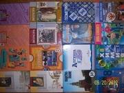 Новые (неиспользовавшиеся) учебники 5-11класс
