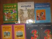 Учебники 3 класс в отличном состоянии