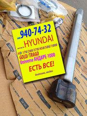 Детали для больших грузовиков HYUNDAI HD (8-23 тонн)