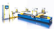Продам оборудование для производства окон из ПВХ и AL профилей