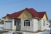 продается новый одноэтажный коттедж  95 м.кв.в Лисках Воронежской обл