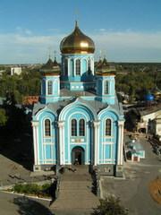 Экскурсия в Задонск.