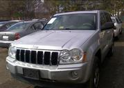 весь по запчастям Jeep Grand Cherokee 2006 год 5, 7 HEMI Воронеж