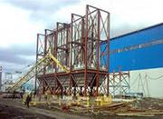 монтаж и изготовление металлоконструкций