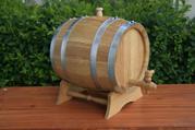 Изготавливаем и реализуем дубовые деревянные бочки