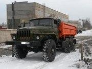 Урал 5557 сельхозник на шасси
