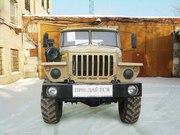Шасси Урал 4320 сборки 2014 года