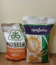 Гибриды кукурузы,  подсолнечника,  сои,  а также посевной материал СЗР