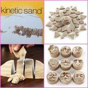 Кинетический песок для детского творчества