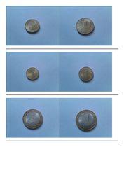 Продаю коллекцию разных монет