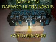 Головка блока цилиндров Doosan 65.03101-6074 запчасти DaewooNovus