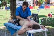 Авторский массаж спины.