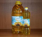 Подсолнечное масло оптом,  доставка по России,  самовывоз