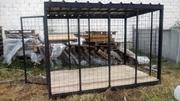 Вольеры для животных/ птиц из сварной сетки