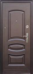 Двери металлические входные (Китай)
