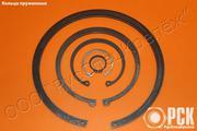 Кольцо пружинное упорное плоское ГОСТ 13940-86,  стопорное кольцо