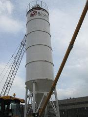 Стальные силосы для цемента 40 тонн